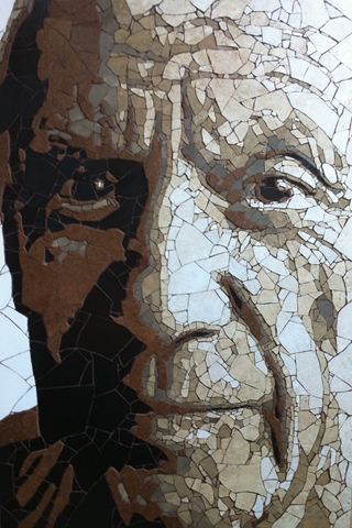Mosaic Art Bespoke Portraits